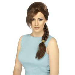 Hunger Games Katniss Costume Wig