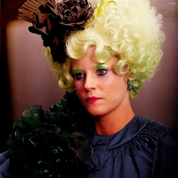 Effie Trinket Wig