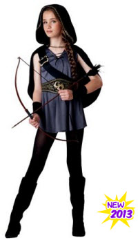 Hunger Games Katniss Costume for Tweens