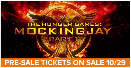 Mockingjay Presale