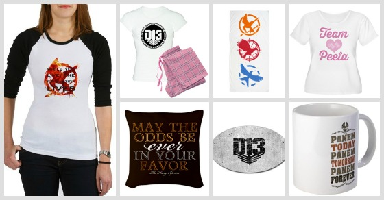 Mockingjay Gifts from CafePress