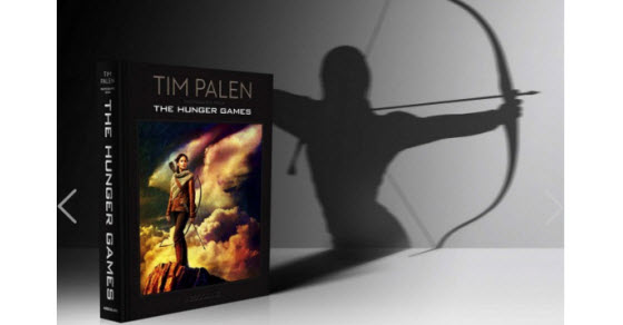 Hunger Games Photographs Book