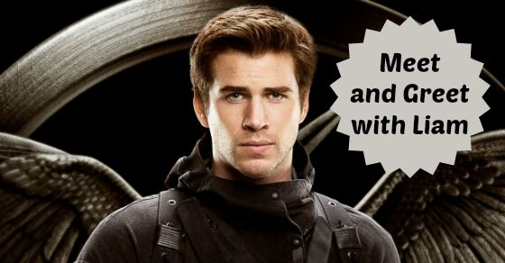 Meet Liam Hemsworth at Hunger Games Mockingjay Premiere
