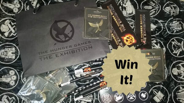 Hunger Games Exhibition Contest
