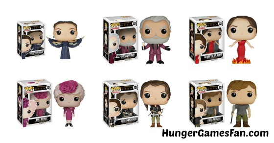 Funko Vinyl Pop Hunger Games