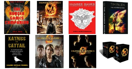Other Hunger Games Books