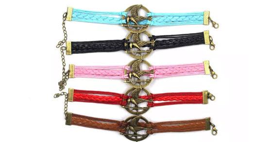 Mockingjay Bracelet
